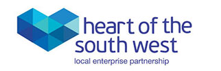 Heart of the South West LEP logo