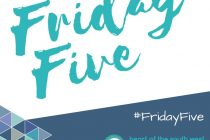 Friday Five – 5 key areas to include in your growth plan