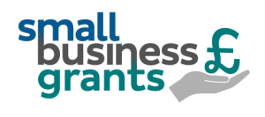 Small Business Grants logo