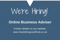 We're Hiring – Join the Growth Hub team