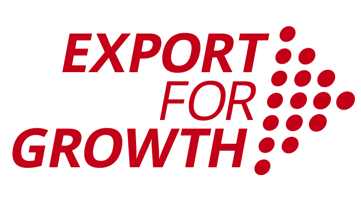Export for Growth page