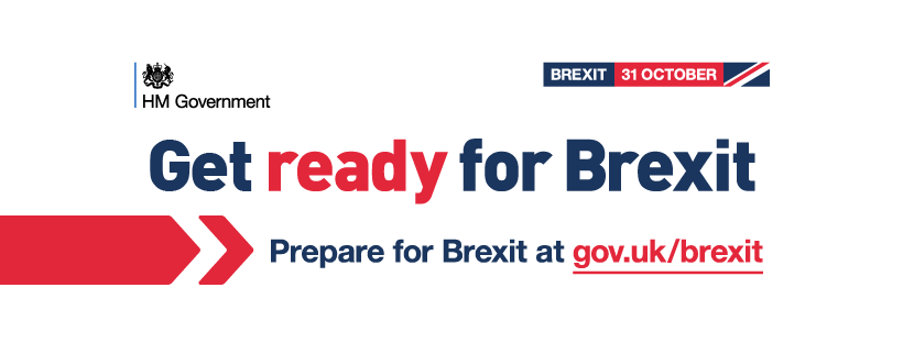 Get Ready for Brexit banner