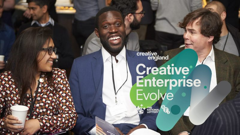 Creative Enterprise Evolve
