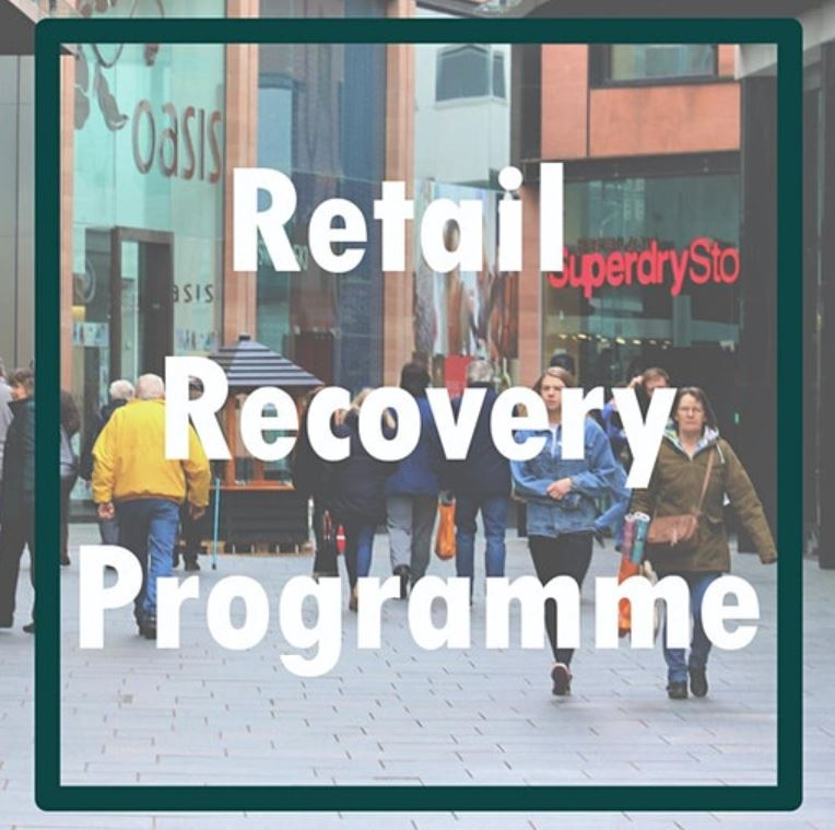 Retail Recovery Programme - Social Media for Online Retail Businesses